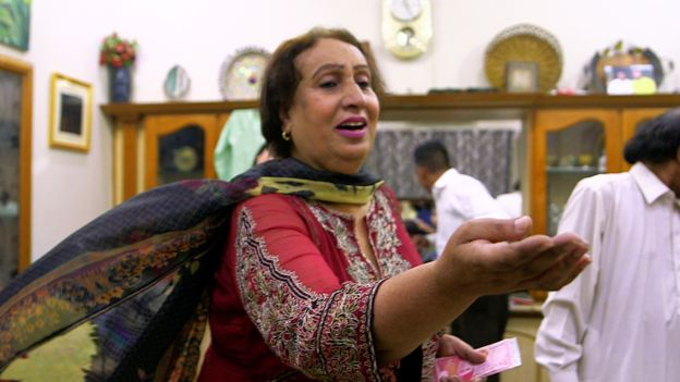 Inside Pakistan's first retirement home for third-gender people
