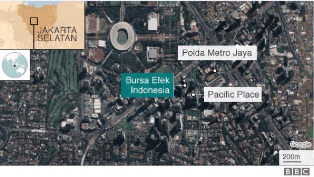 Peta Bursa Efek