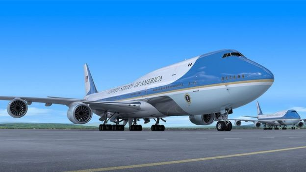 Novo Air Force One