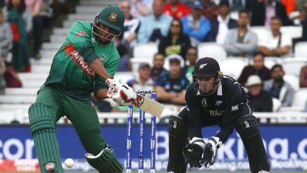 انگلینڈ بمقابلہ بنگلہ دیش