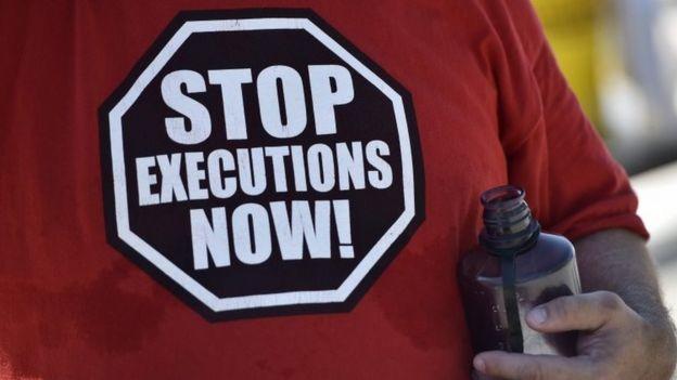اجرای حکم اعدام