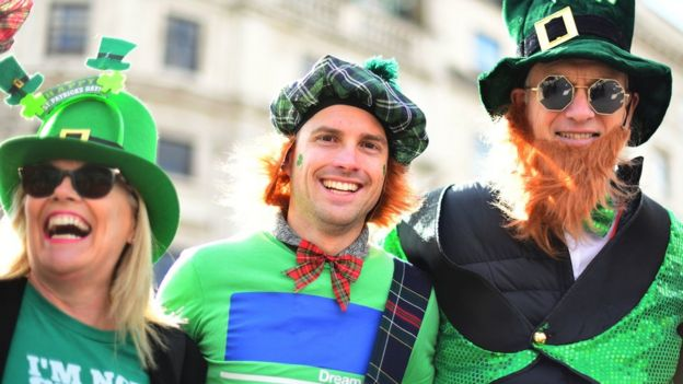 is today st patricks day