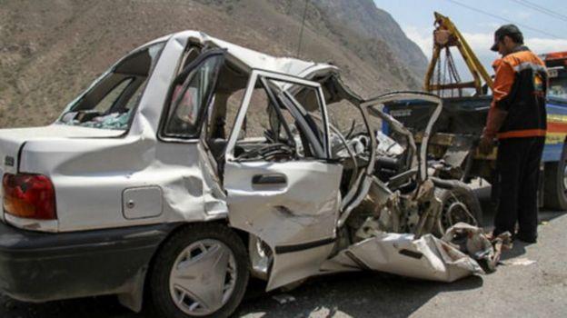 خودروی پراید با ۲۵ درصد، بالاترین سهم را در تصادفات جادهای در نوروز امسال داشته
