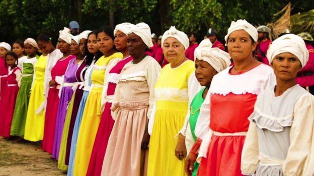 Moradoras de Tejucupapo mantém a tradição viva encenando a história da batalha