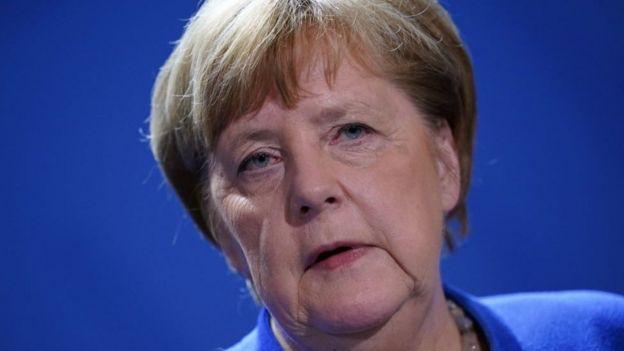 """La canciller alemana Angela Merkel ha sido clara a la hora de describir la pandemia: """"Es la peor crisis que hemos tenido desde la II Guerra Mundial""""."""