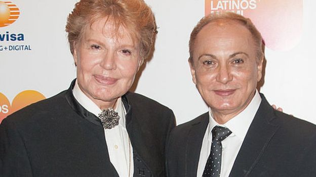 Walter Mercado y Willie Acosta