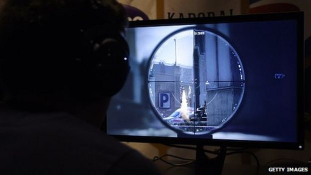 why violent video games does not But there's not enough evidence to suggest they are linked to criminal behavior violent video games are  violent video games are linked to violent.