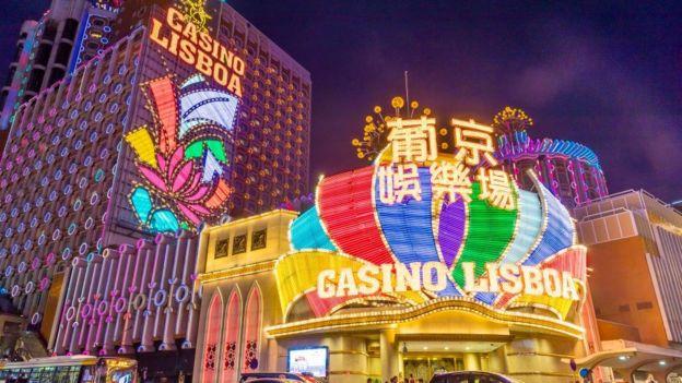 Казион Casino Lisboa