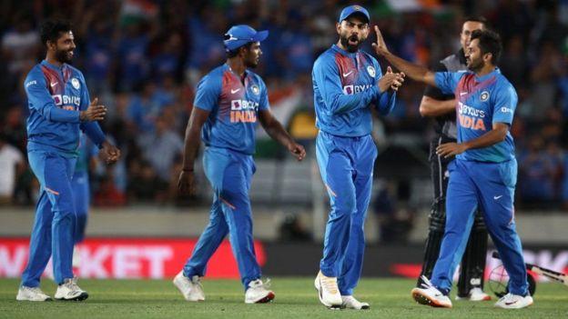 IND Vs NZ: நியூசிலாந்துக்கு 348 ரன்களை வெற்றி இலக்காக நிர்ணயித்தது இந்தியா