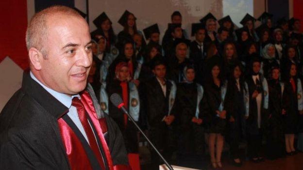 Prof. Dr. Berahitdin Albayrak