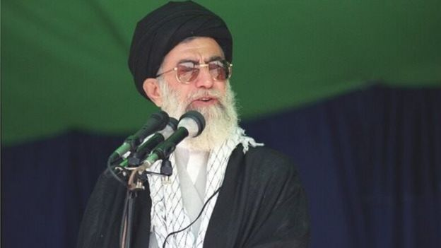 سخنرانی ۱۰ شهریور ۱۳۸۷ آیت الله خامنه ای در مشهد