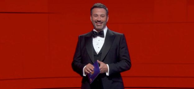 Jimmy Kimmel at the Primetime Emmy Awards
