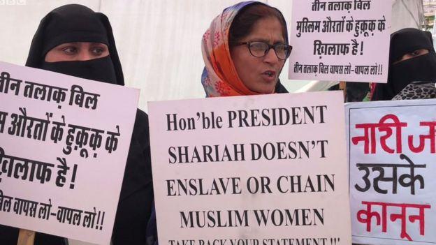 तीन तलाक़, मुस्लिम महिला, महिला अधिकार