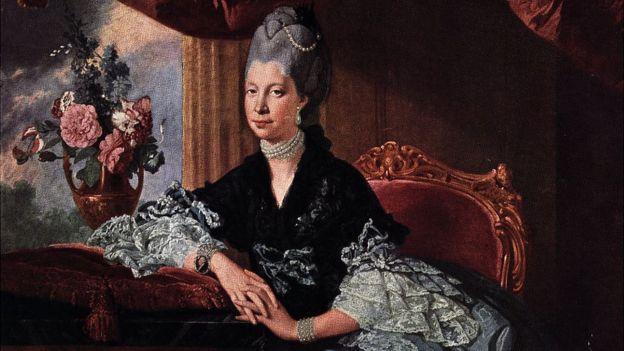 La reina Charlotte