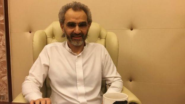 أُطلق سراح الوليد بن طلال بعد التوصل إلى تسوية مع السلطات
