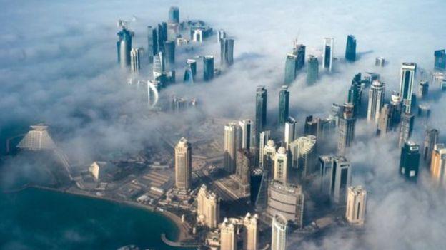 الحصار العملي المفروض على قطر قد يؤدي إلى نقص في المواد الأساسية