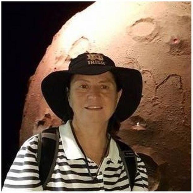 Profesora y astrónoma María Elizabeth Zucolotto