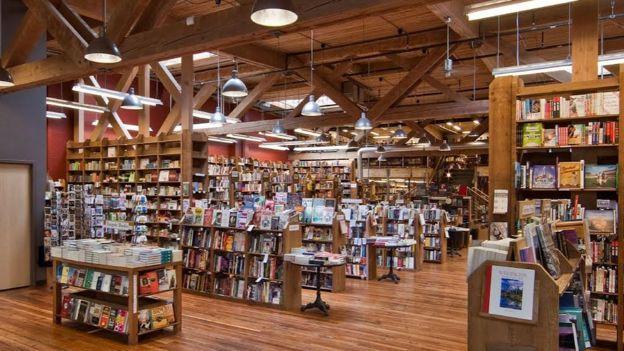 Книжный магазин Elliott Bay Book Company