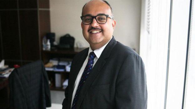 Prasanth Manghat, chief executive of NMC Health