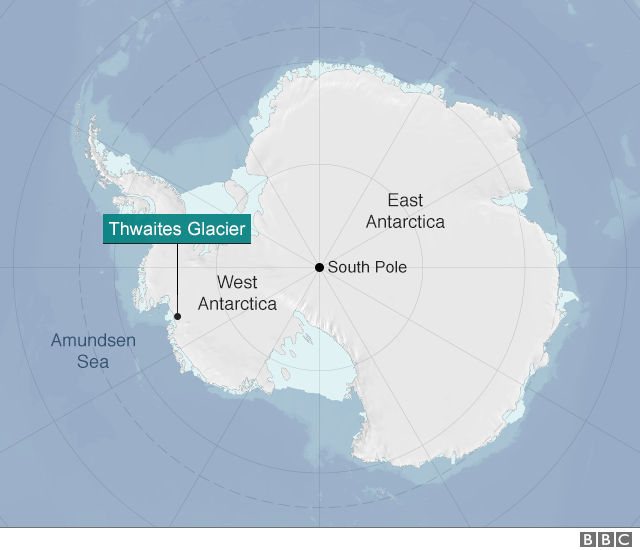 Image result for thwaites glacier
