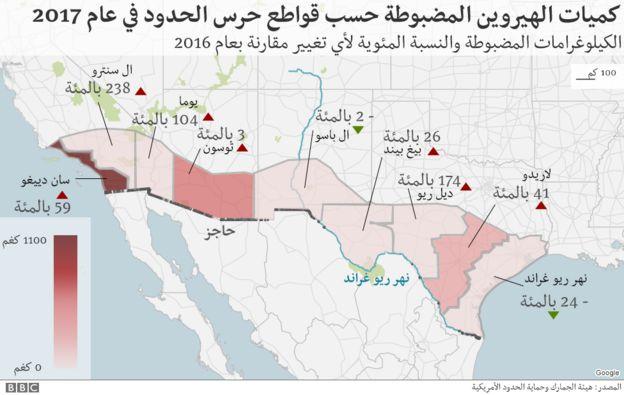 الجدار الحدودي الأمريكي المكسيكي