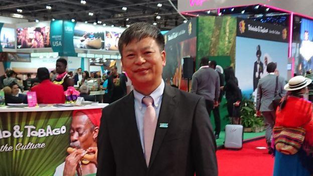 世界旅遊城市聯合會常務副秘書長李寶春:中國出境遊市場有非常大的增長空間。