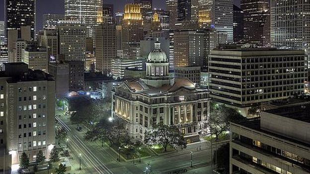 Tribunales del condado de Harris