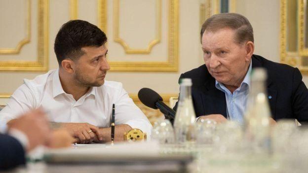 Володимир Зеленський повернув Леоніда Кучму у склад тристоронньої контактної групи