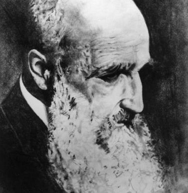 Portrait of Felix Ritter von Luschan