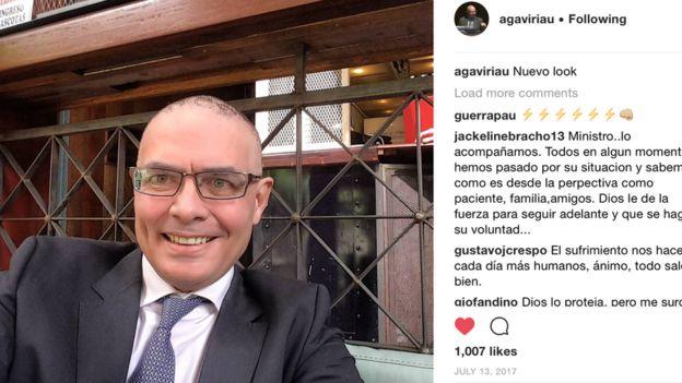 Alejandro Gaviria. Instagram Alejandro Gaviria. (Foto cortesía @agaviriau)