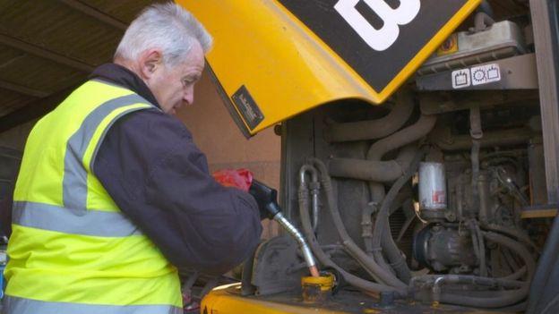 Biofuel sparks hundreds of farmer machinery repair complaints