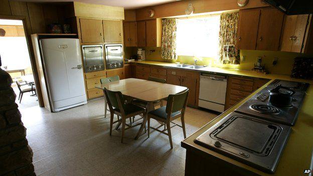 Kitchen in Ernest Hemingway's house