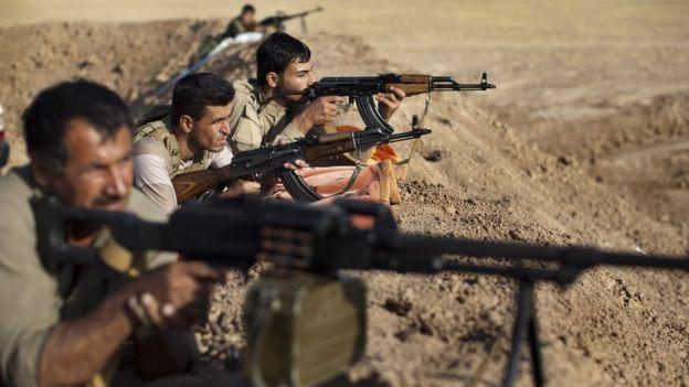 Curdos iraquianos