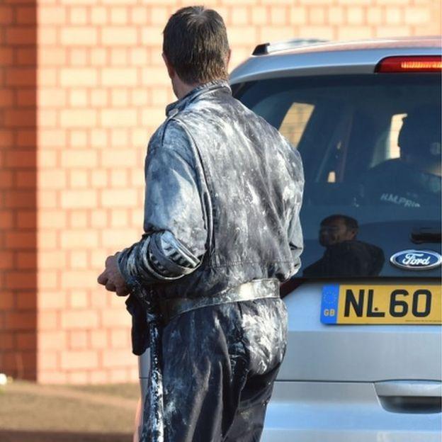 8d9192c6ca HMP Birmingham riot  Officers describe conditions at jail - BBC News