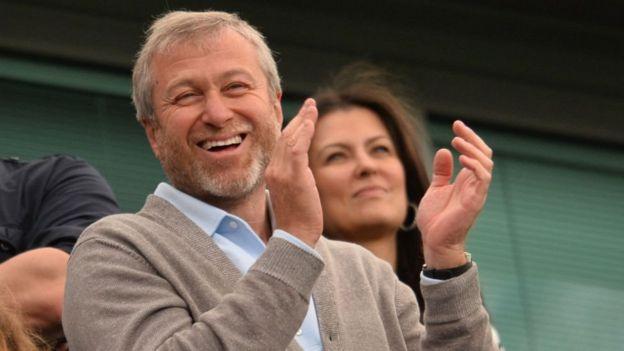 Mmiliki wa Chelsea Roman Abramovich