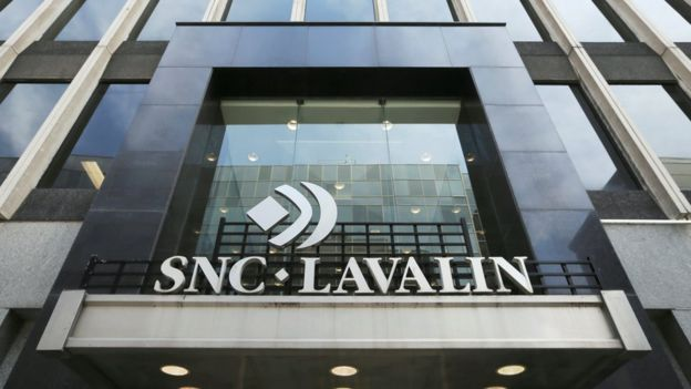 SNC-Lavalin Montreal headquarters