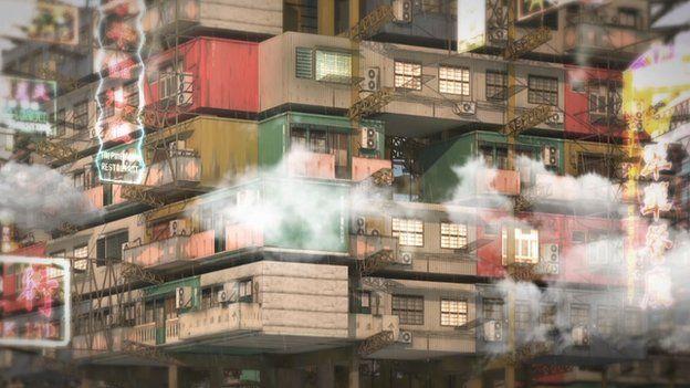 Hong Kong animation