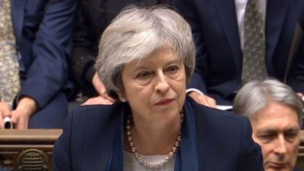 Thủ tướng Anh tỏ ra quyết tâm theo đuổi Brexit đến cùng bất chấp kết quả bỏ phiếu