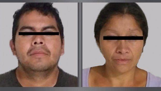 Juan Carlos y Patricia, pareja de asesinos seriales