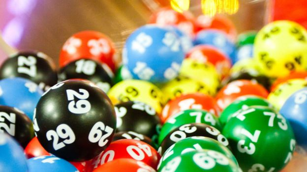 Bolillas de bingo