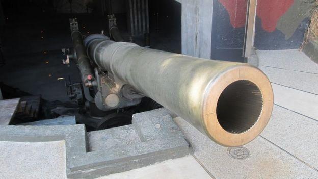 金門和馬祖的炮陣地當中如今已經有許多可以對民眾開放參觀。