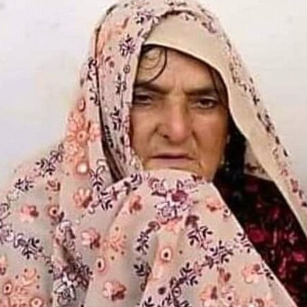 ALI WAZIR MOTHER