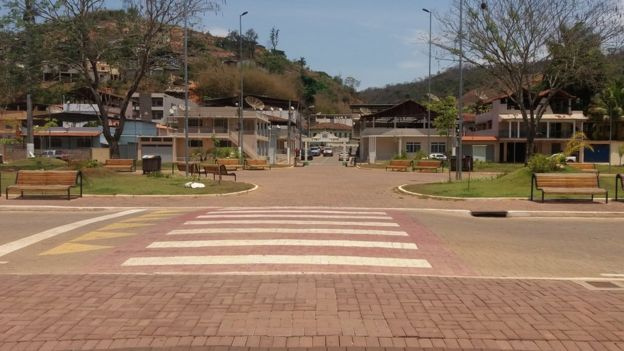 Praça de Barra Longa