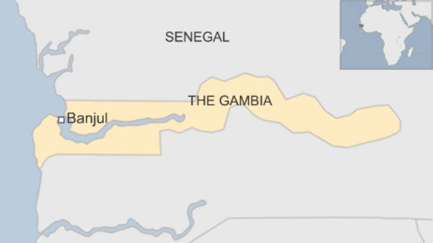 The Gambia: Africa's new Islamic republic - BBC News