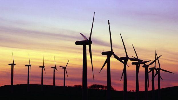 Turbinas de viento