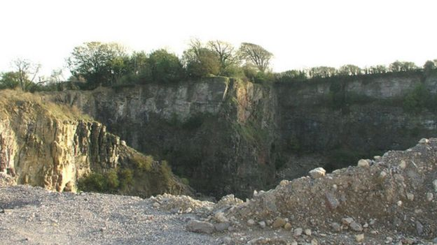Pant-y-Ffynon Quarry, Vale of Glamorgan