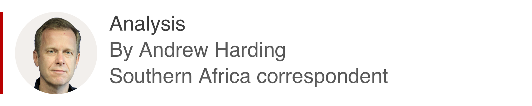 Analysis box by Andrew Harding, southern Africa correspondent