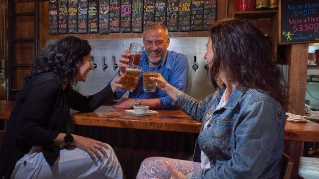 Destino Valdivia Corral cerveza