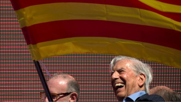 Vargas Llosa.