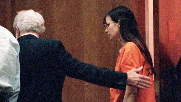 Andrea Yates em seu julgamento